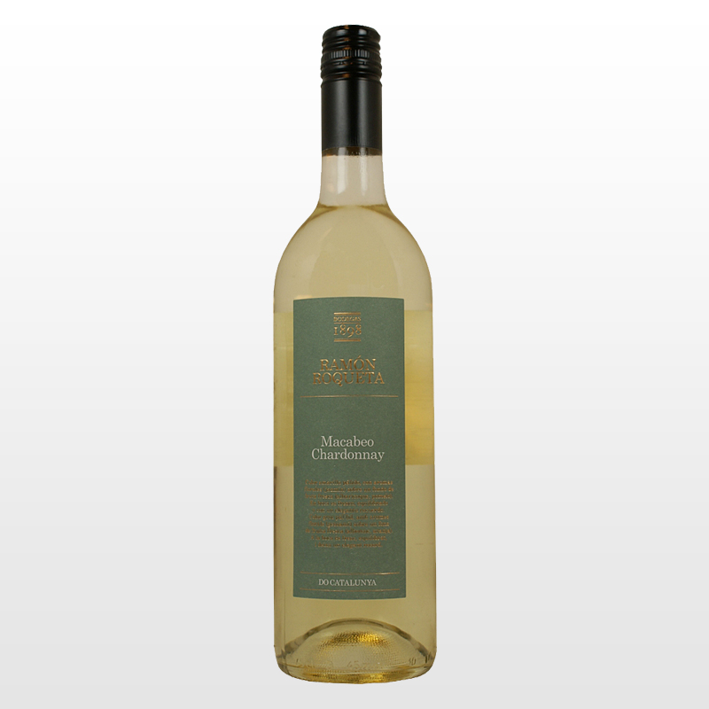 Macabeo Chardonnay, Ramón Roqueta