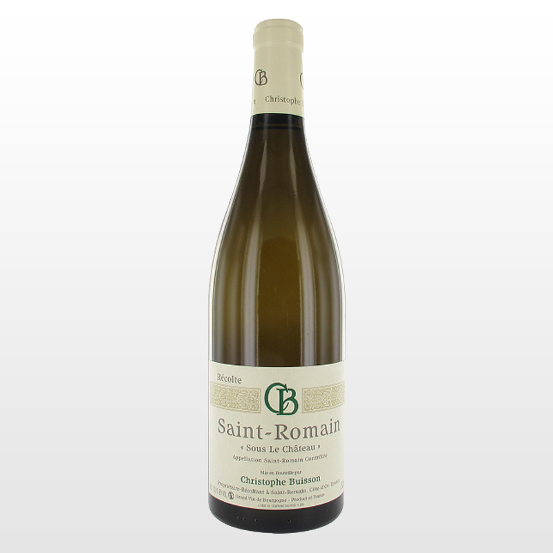 Saint Romain blanc, Domaine Christophe Buisson